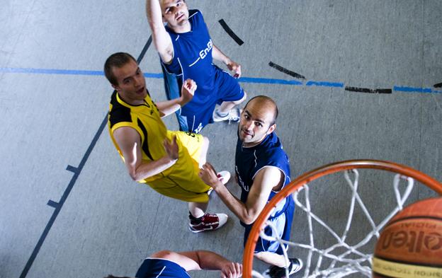 Basketball SVS